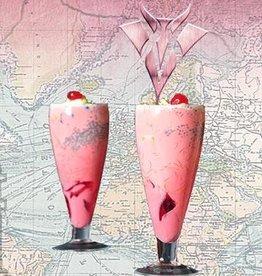 Van Go Falooda Rose Milkshake