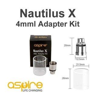 Aspire Nautilus X 4 ml Adaptor kit