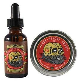 GBS Vanilla Cigar Beard Oil