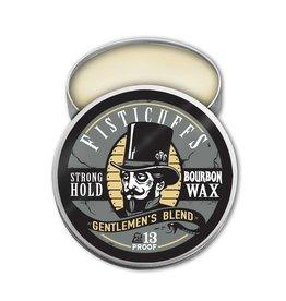 GBS Fisticuffs Strong Hold Bourbon Wax Gentlemen's Blend