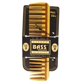 GBS Bass Bamboo Comb