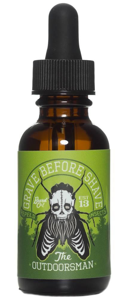 GBS Outdoors Blend Beard Oil