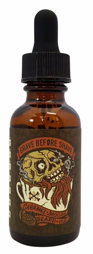 GBS Caramel Mocha Beard Oil