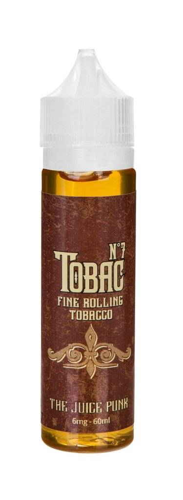 The Juice Punk Tobacco No 7 Fine Rolling Blend