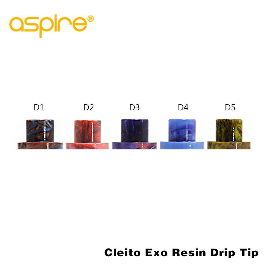 Aspire Cleito EXO Replacement Resin Drip Cap
