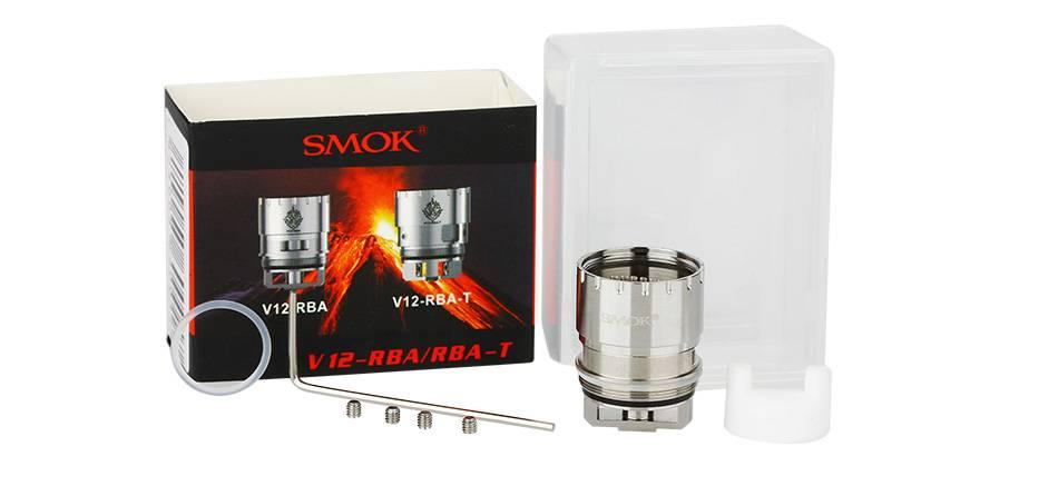Smok Smok TFV8 X-Baby RBA Deck