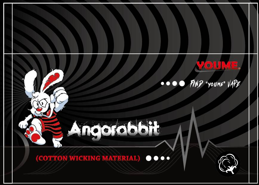 Angorabbit Angorabbit Vape Cotton