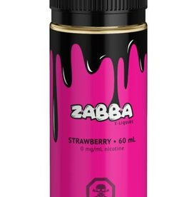 The Juice Punk ZABBA Strawberry