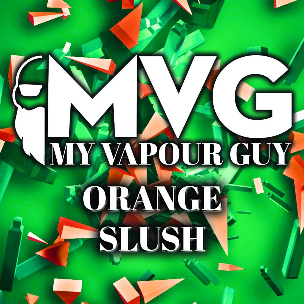 MVG JUICE Orange Slush