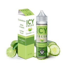 Fat Panda Icy Fresh Cucumber Lime