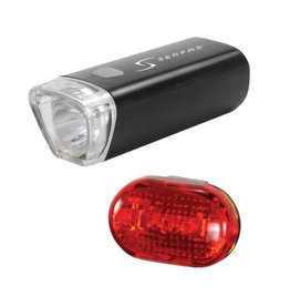 90 LUMEN BATTERY HEAD LIGHT TL-415 TAIL LIGHT