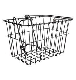 Wald Basket W/Mount Black