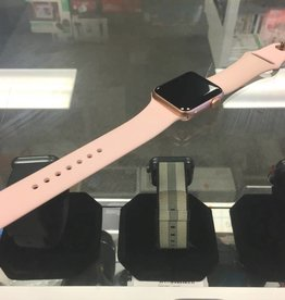 Wifi/GPS Only - Series 3 Apple Watch - 38mm - Rose Gold -