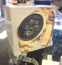 Factory Sealed - Michael Kors Access Runway Smart Watch - Gold