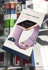 FitBit Versa - New - Special Edition Rose Gold Pink & Purple