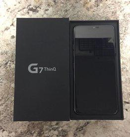 New Open Box - Unlocked - LG G7 ThinQ - 64GB - Platinum