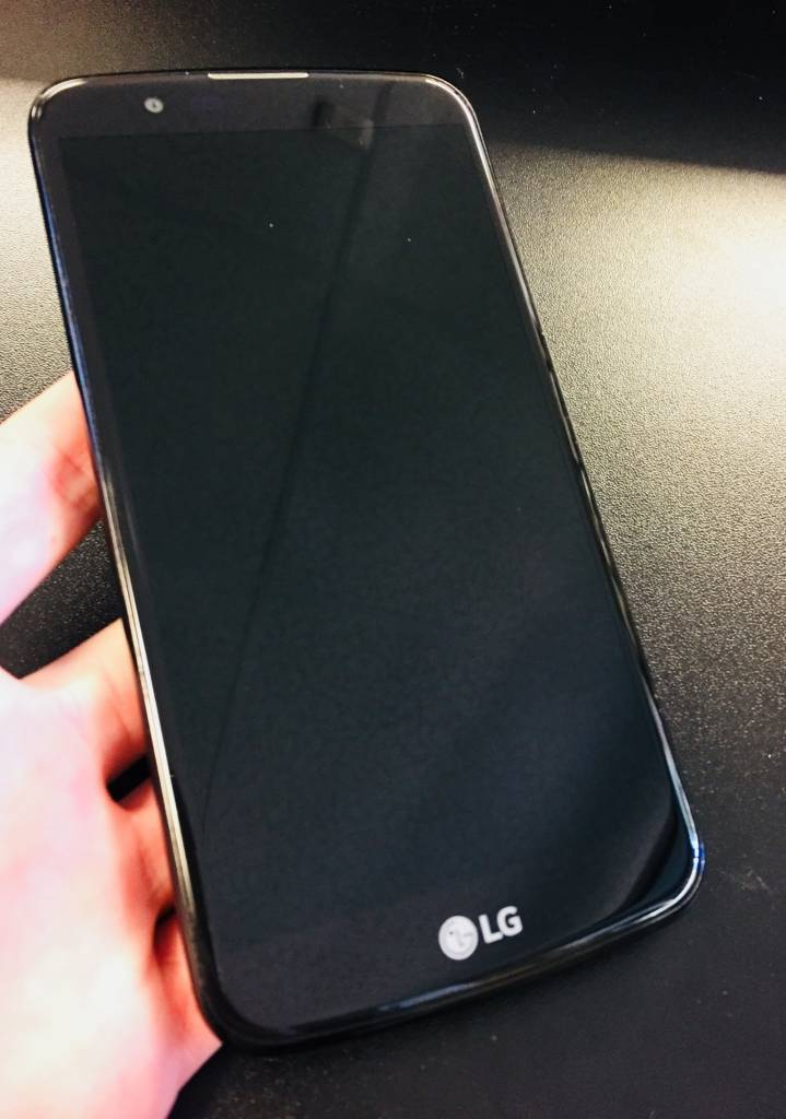 TracFone Only - LG Premier 8GB - Black