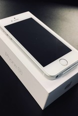 Tracfone Only - iPhone SE - 32GB - White/Silver - New Open Box