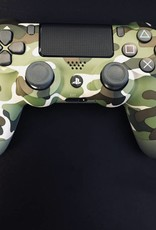 Sony Playstation 4 PS4 Wireless Controller - CUH-ZCT2U - CAMO Green