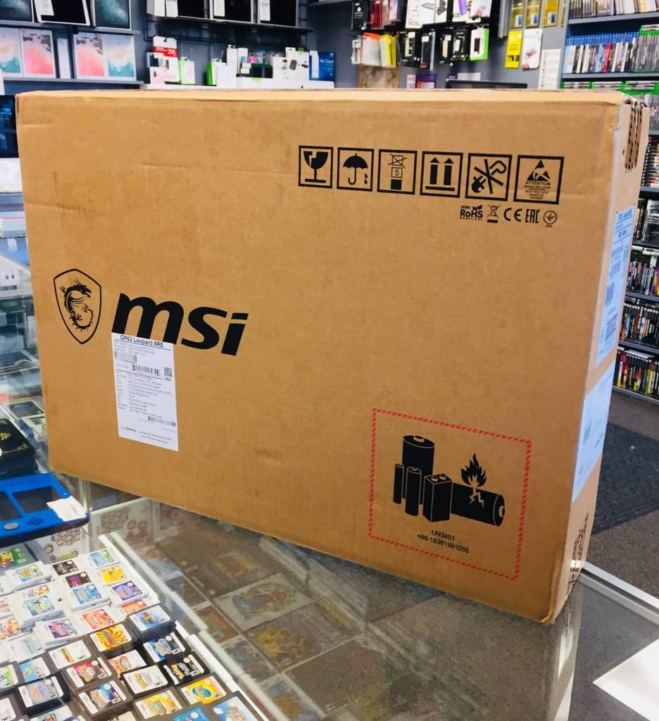 """New in Box - MSI G-Series - GP63 Leopard 8RE - Intel i7 2.2/4.1GHZ -16GB RAM - 1TB HD + 256GB SSD HD 15.6"""" Windows 10"""