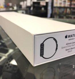 Apple Watch Series 1 - 42mm - Sport Black - New in Box