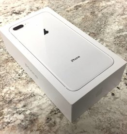 New Open Box - Unlocked - iPhone 8 Plus - 64GB - White/Silver