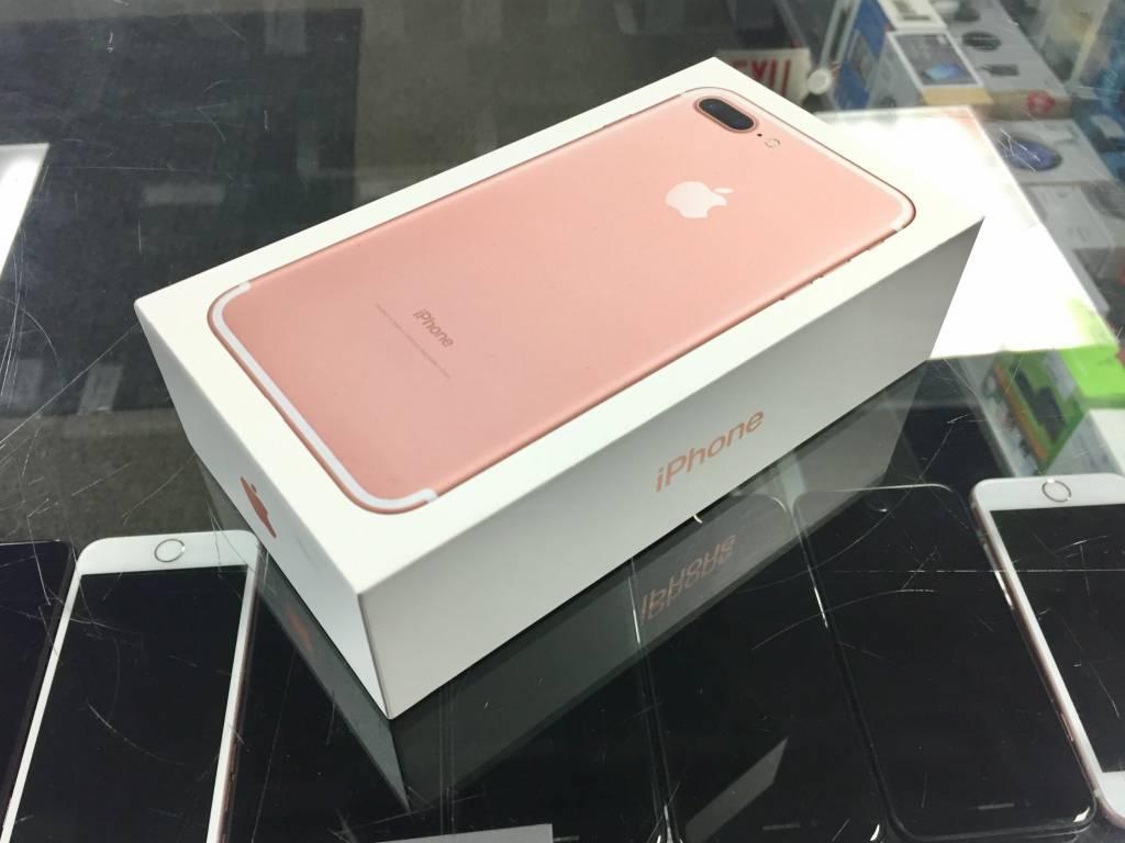 New Open Box - Unlocked - iPhone 7 Plus - 32GB - Rose Gold