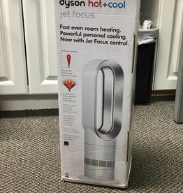Dyson Hot + Cool Jet Focus AM09 - New - Smart Heater & A/C