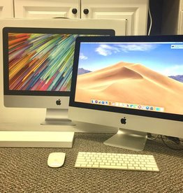 "Mint in Box - 2017 21.5"" iMac - i5 3.4/3.8Ghz - 8GB RAM -1TB Fusion -"