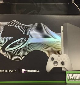Brand New - Taco Bell Platinum Edition Xbox One X - 1TB - Complete