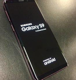 T-Mobile/MetroPCS - Samsung Galaxy S9 - 64GB - Lilac - Fair