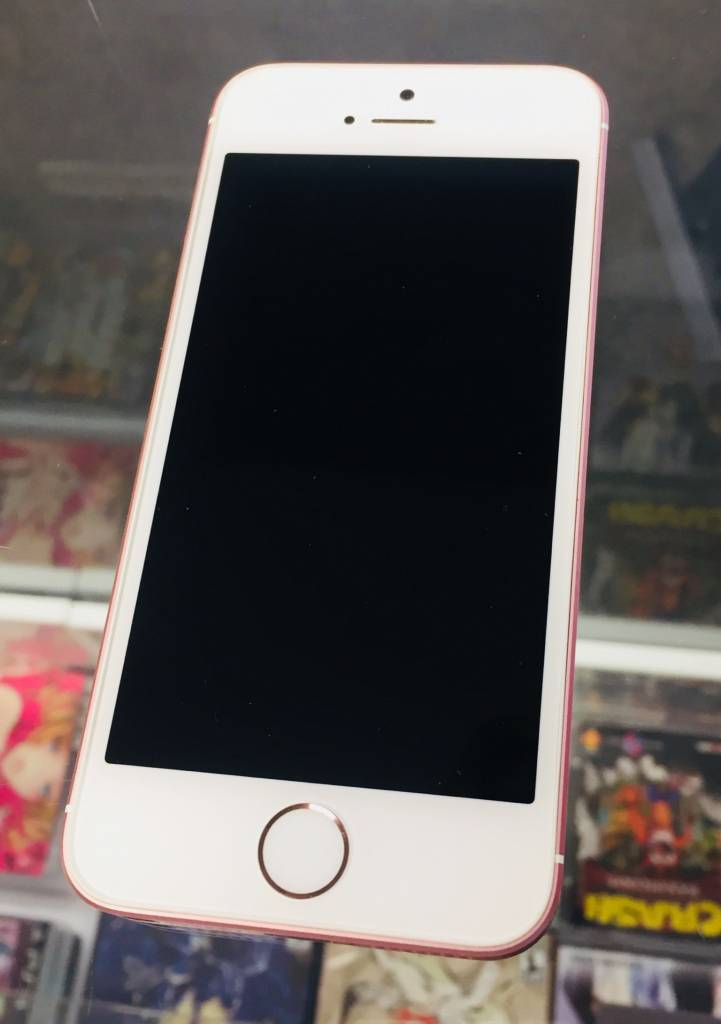Unlocked Iphone Se 32gb Rose Gold Paymore Discounted New