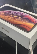 New Open Box - Unlocked - iPhone Xs - 256GB - Gold