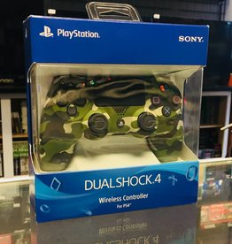 New in Box - Sony Playstation 4 PS4 Dualshock 4 Wireless Controller - Camo
