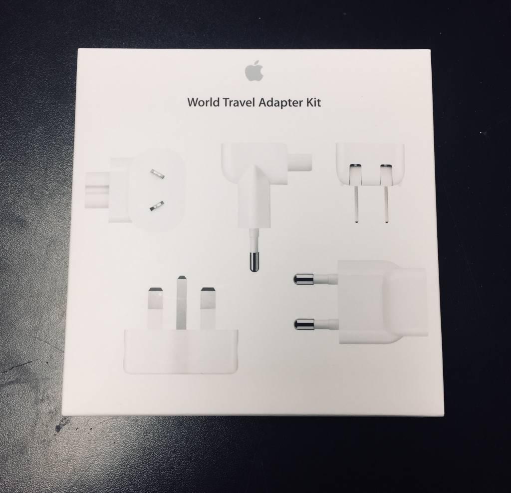 Apple World Travel Adapter Kit - Wall Plug Attachment