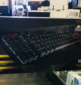 Corsair K95 RGB Mechanical Gaming Keyboard - Cherry MX RGB Brown