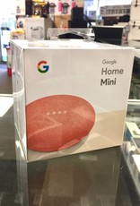 Google Home Mini - Red  - Factory Sealed