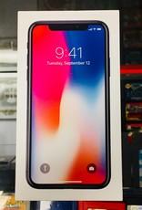 New in Box - Unlocked - iPhone X - 64GB - Black