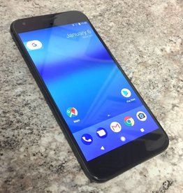 Unlocked - Google Pixel XL - 64GB - Just Black