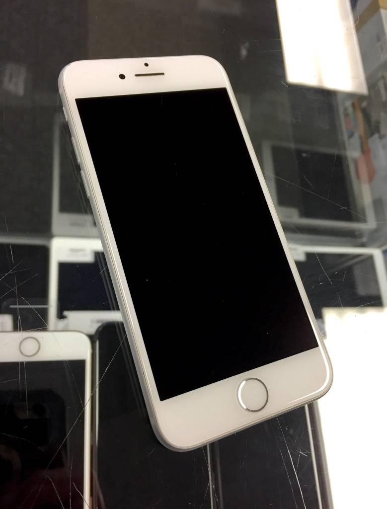 Unlocked - iPhone 7 - 128GB - White/Silver - Fair
