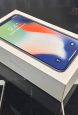 Mint in Box - Unlocked - iPhone X - 64GB - White/Silver