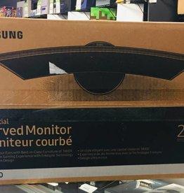 "BRAND NEW - Samsung 24"" Essential Curved Monitor CF-390 - Model C24F390FHN"