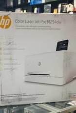 New Open Box - HP LaserJet Pro - M254dw - White