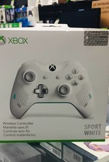 New in Box - Microsoft Xbox One Wireless Controller - Sport White