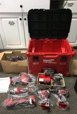 Milwaukee M18 Packout 6 Tool Combo Kit