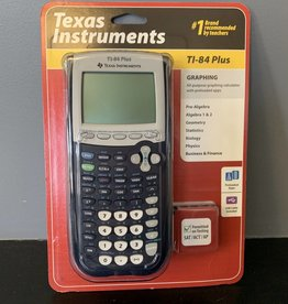 New - Texas Instruments TI-84+ (Plus) Graphing Calculator