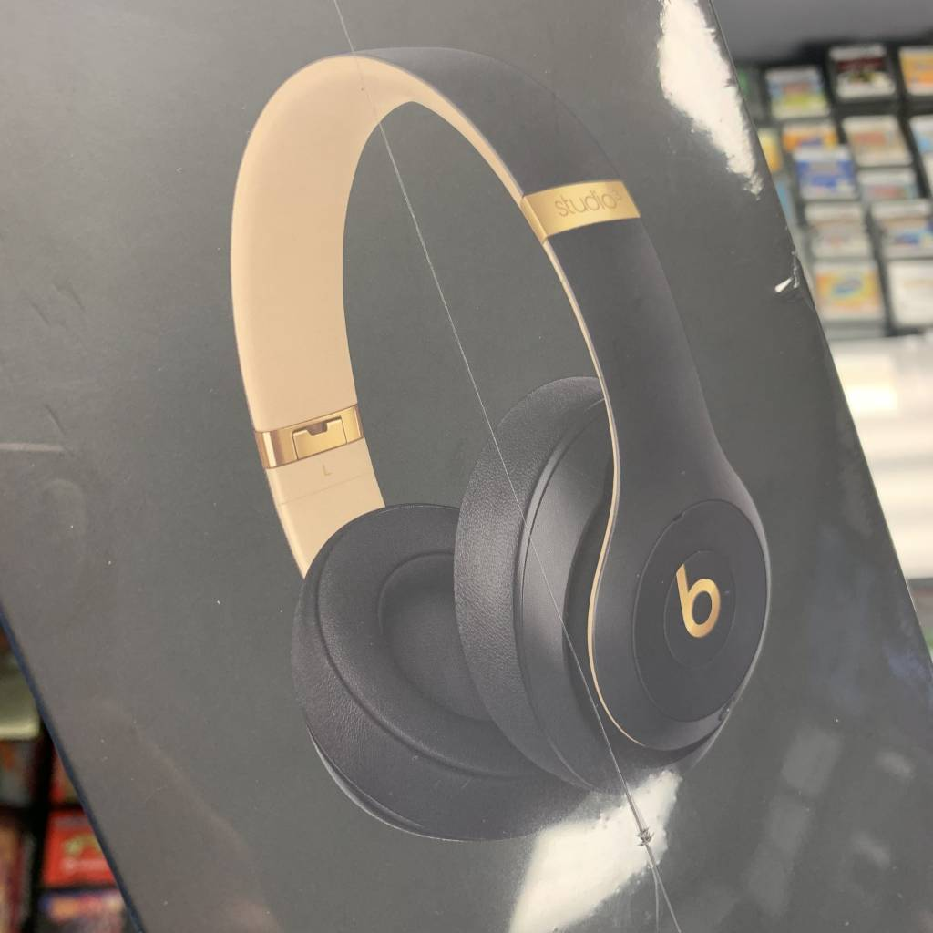 New Beats Studio 3 Wireless SPECIAL EDITION Shadow Gray USA 2018 Over-Ear Headphones