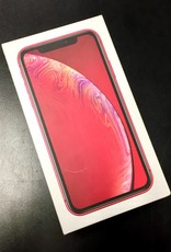Mint in Box - Verizon Only - iPhone XR - 64GB - Product Red