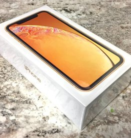 Brand New - Unlocked - iPhone XR - 64GB - Yellow
