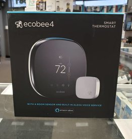 Ecobee 4 Smart Thermostat - New Open Box